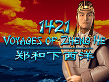 Слот 1421 Путешествие Чжэн Хэ