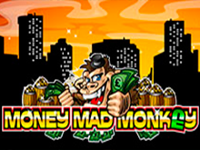 Игровой автомат Money Mad Monkey