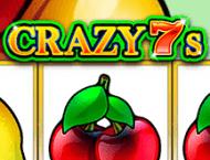 Игровой автомат Crazy 7s